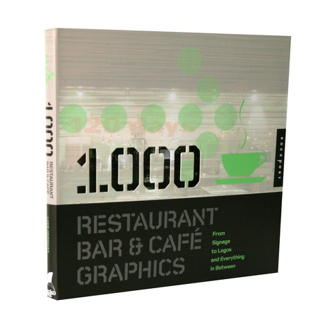 Luke Herriot - 1000 restaurant bar & cafe graphics