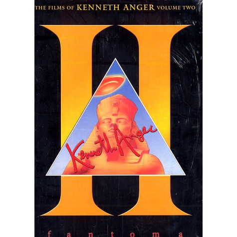 Kenneth Anger - The films of Kenneth Anger volume 2