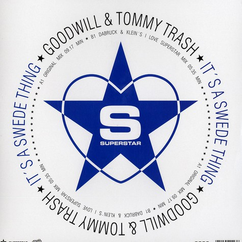 Goodwill & Tommy Trash - It's a swede thing