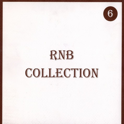 Rnb Collection - Volume 6