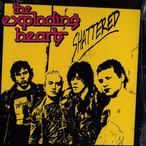 Exploding Hearts, The - Shattered