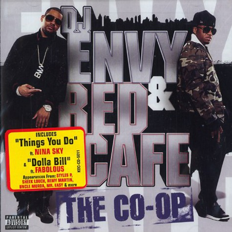 DJ Envy & Red Cafe - The co-op