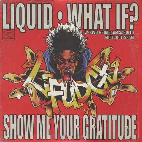 L-Fudge - Liquid / What If?