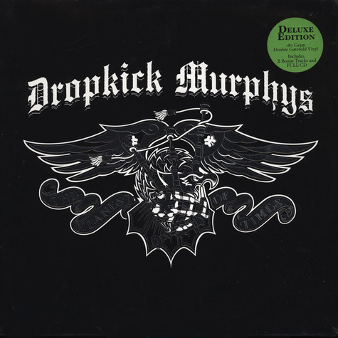 Dropkick Murphys - The meanest of times - deluxe edition
