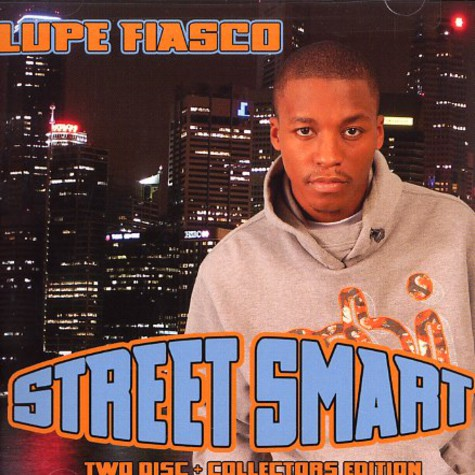 Lupe Fiasco - Street smart