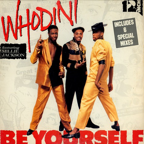 Whodini - Be Yourself