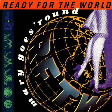 Ready For The World - Mary goes round