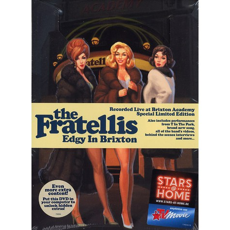 Fratellis, The - Edgy in Brixton