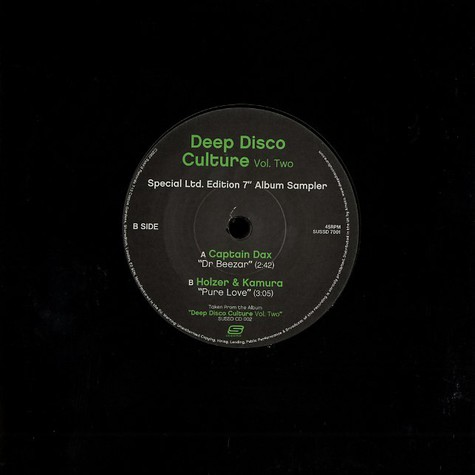 Deep Disco Culture - Volume Two