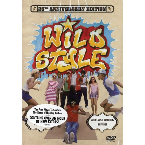 Wild Style - The movie - 25th anniversary edition