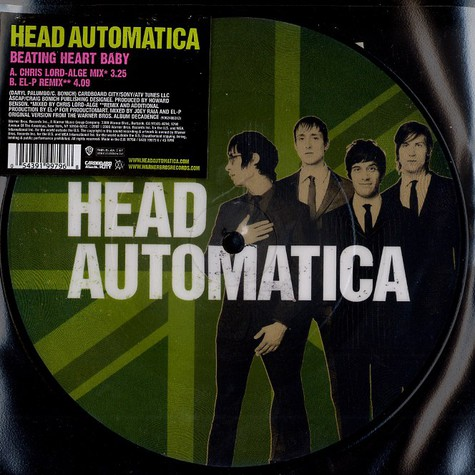 Head Automatica - Beating heart baby