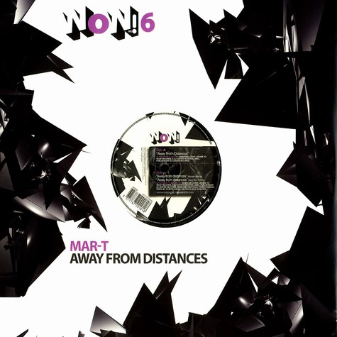 Mar-T - Away from distances