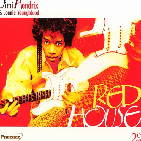 Jimi Hendrix & Lonnie Youngblood - Red house