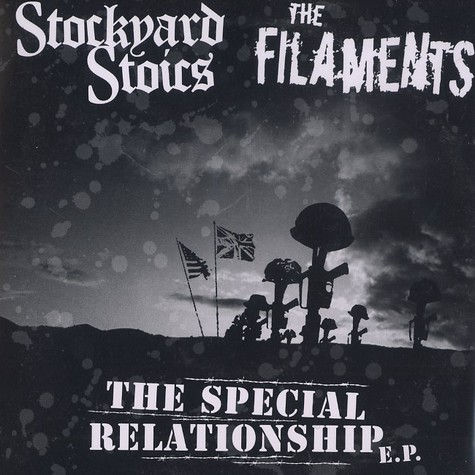 Stockyard Stoics / The Filaments - Split single