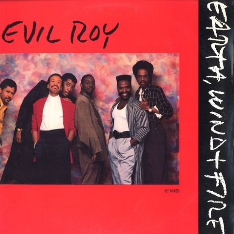 Earth, Wind & Fire - Evil roy