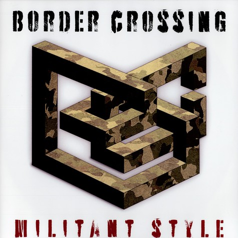 Border Crossing - Militant style feat. Vicky Virtue