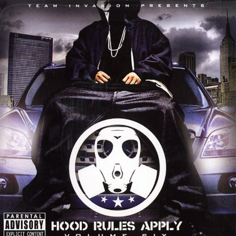Team Invasion - Hood rules apply volume 6