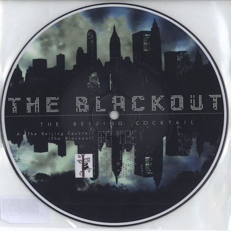 Blackout, The - Beijing cocktail