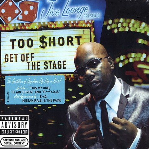 Too Short - Get off the stage