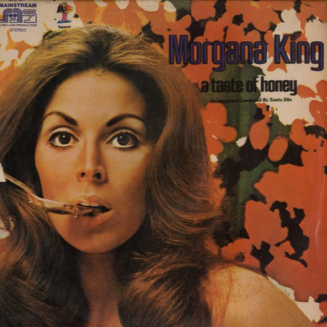 Morgana King - A taste of honey