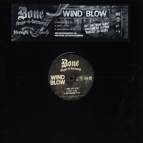 Bone Thugs-N-Harmony - Wind blow