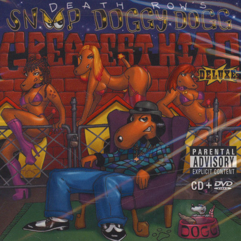 Snoop Dogg - Greatest Hits On Death Row Records