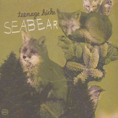 Seabear - Teenage Kicks