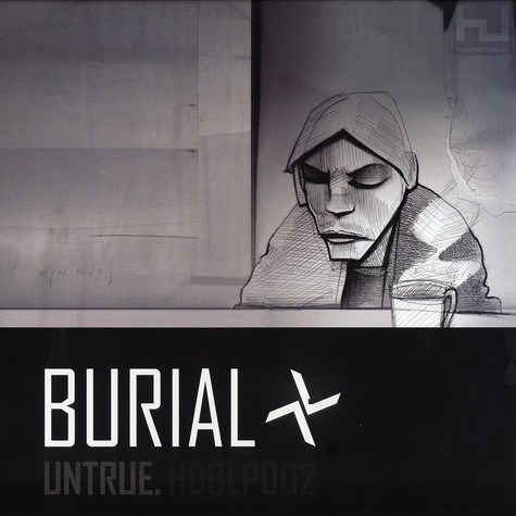 Burial - Untrue (wrong labels)
