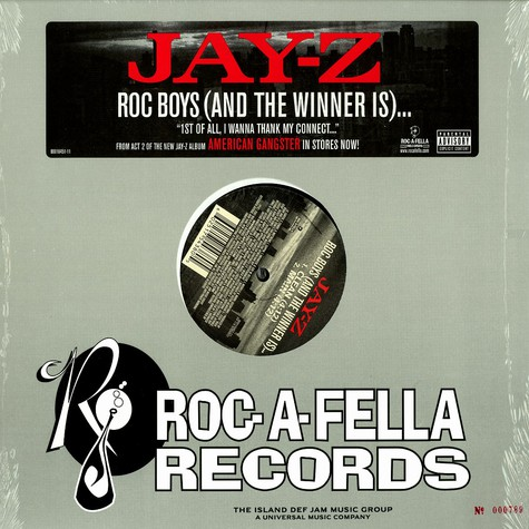 Jay-Z - Roc boys (And the winner is ...) feat. Beyonce, Cassie & Kanye West