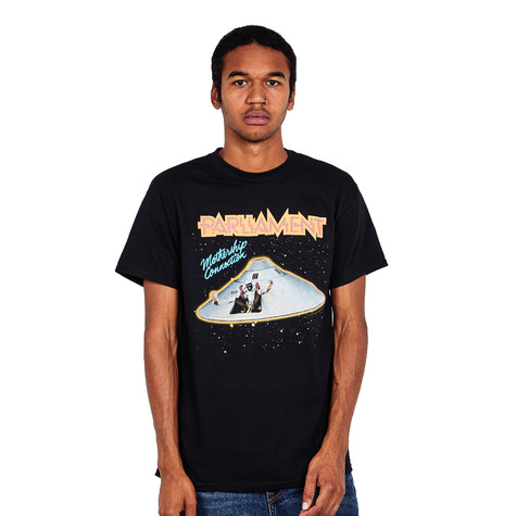 Parliament - Mothership Connection T-Shirt
