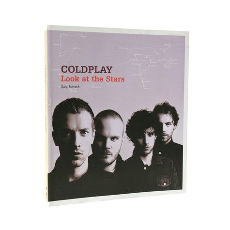 Coldplay - Look at the stars (by Gary Spivack)