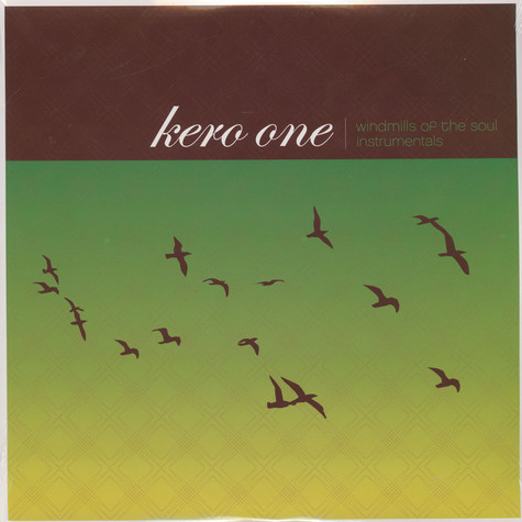Kero One - Windmills Of The Soul Instrumentals