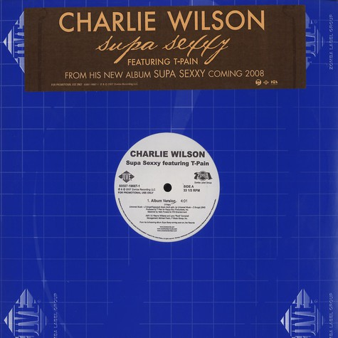 Charlie Wilson - Supa sexxy feat. T-Pain