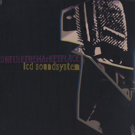 LCD Soundsystem - Confuse the marketplace EP
