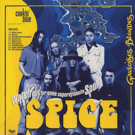 Spice - Get high on music