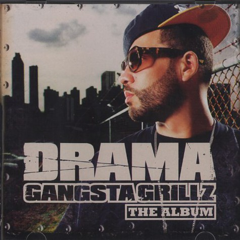 DJ Drama - Gangsta grillz - The album (Clean version)