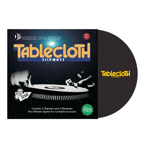 D-Styles presents - Tablecloth Slipmat Version 2