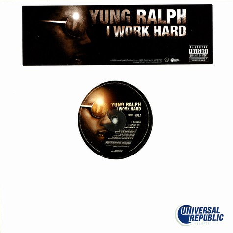 Yung Ralph - I work hard