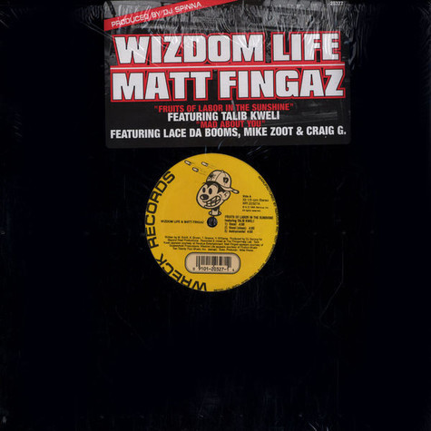 Wizdom Life & Matt Fingaz - Fruits of labor in the sunshine
