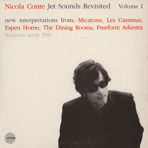 Nicola Conte - Jet Sounds Revisited Volume 1