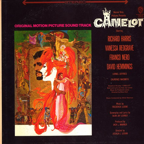 Frederick Loewe - OST Camelot
