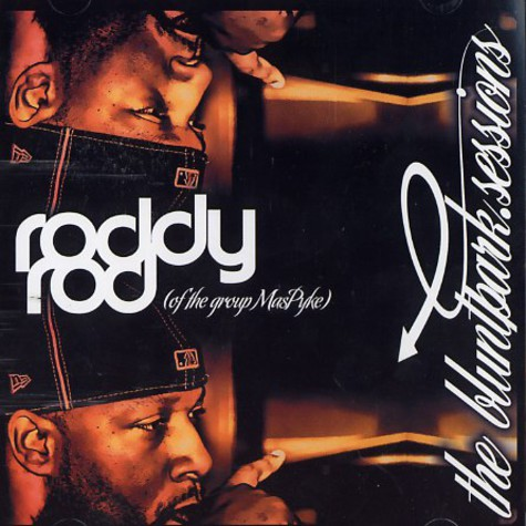 DJ Roddy Rod of Maspyke - The bluntpark sessions