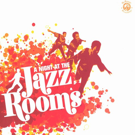 Mr Bongo Records - A night at the Jazz Rooms sampler