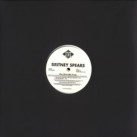 Britney Spears - You drive me crazy remixes