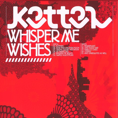 Kettel - Whisper me wishes