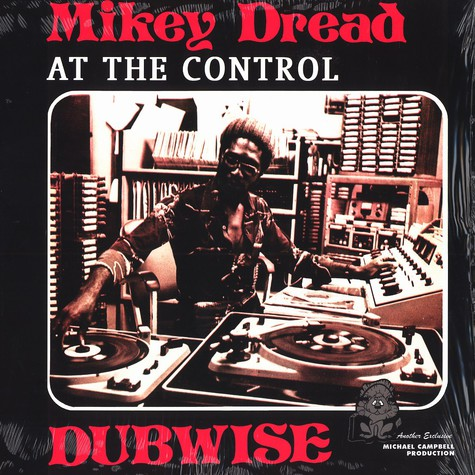 Mikey Dread - Dread at the control dubwise