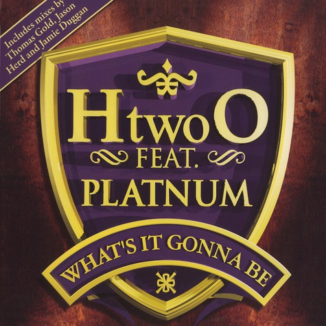 H Two O - What's it gonna be feat. Platnum