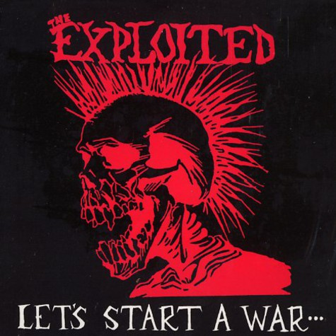 Exploited, The - Let's start a war ... said Maggie one day