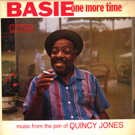Count Basie - Basie one more time - music from the pen of Quincy Jones