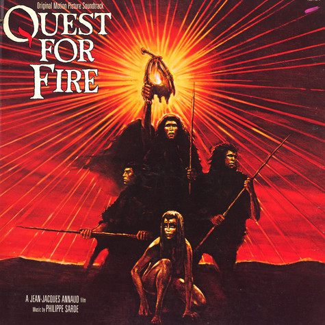 Philippe Sarde - OST Quest for fire